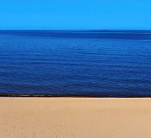 Sand, Sea and Sky by Kathilee