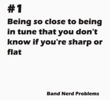 Band Nerd Problems #1 by DigitalPokemon