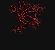 Heart of a BBall Player Unisex T-Shirt