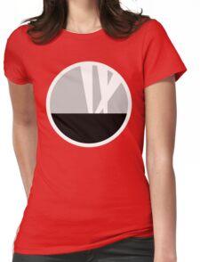 9th Bomb Squadron Emblem Womens Fitted T-Shirt