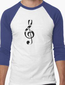 Band Nerd Problems #2 Men's Baseball ¾ T-Shirt