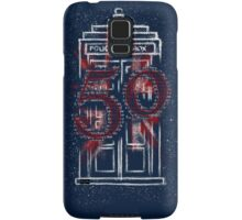 50th Anniversary Samsung Galaxy Case/Skin