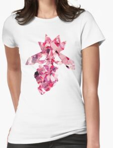 Diancie used Diamond Storm Womens Fitted T-Shirt