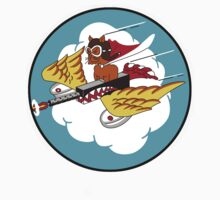 301st Fighter Squadron Emblem Kids Clothes