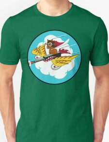301st Fighter Squadron Emblem T-Shirt