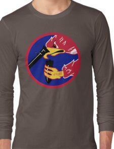 492d Fighter Squadron Emblem Long Sleeve T-Shirt