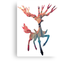 Xerneas used Geomancy Canvas Print