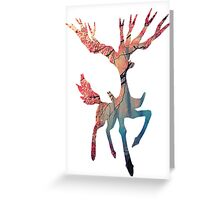 Xerneas used Geomancy Greeting Card