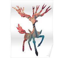 Xerneas used Geomancy Poster