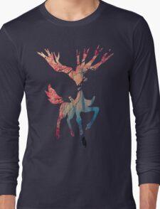 Xerneas used Geomancy Long Sleeve T-Shirt