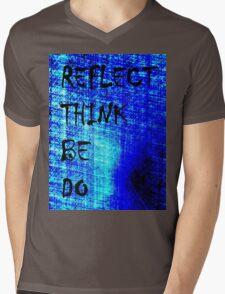 Reflect Mens V-Neck T-Shirt