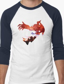 Yveltal used Oblivion Wing Men's Baseball ¾ T-Shirt
