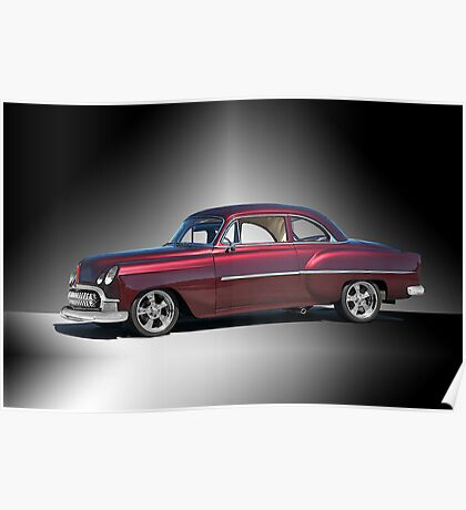 1953 Chevy Custom Studio I Poster