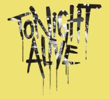 tonight alive b&w Kids Clothes