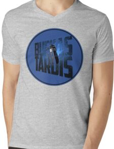 Buenas Tardis Mens V-Neck T-Shirt