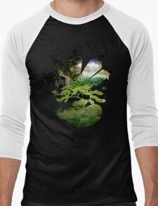 Zygarde used Camouflage Men's Baseball ¾ T-Shirt