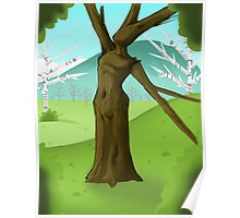 Trees Can Dance Poster