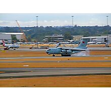 China Air Force Ilyushin Il-76 - Perth Airport Photographic Print
