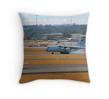 China Air Force Ilyushin Il-76 - Perth Airport Throw Pillow