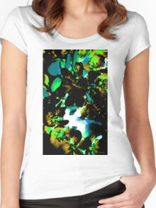 Beauty Rising Women's Fitted Scoop T-Shirt
