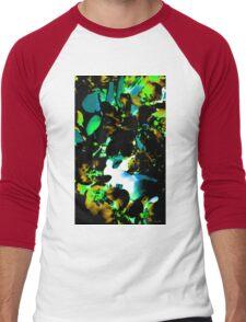 Beauty Rising Men's Baseball ¾ T-Shirt