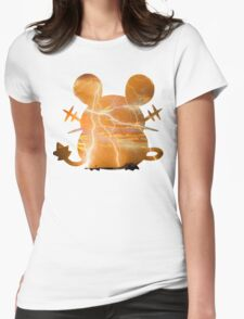 Dedenne used Thunder Womens Fitted T-Shirt