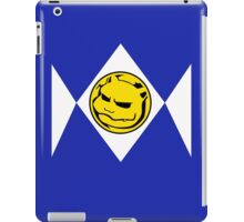 Blue Poké Ranger iPad Case/Skin