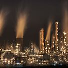 Grangemouth Refinery (4) by Karl Williams