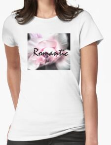 Romantic Womens Fitted T-Shirt
