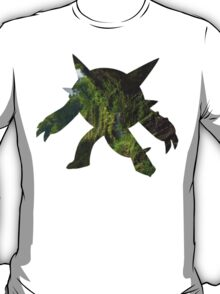 Chesnaught used Seed Bomb T-Shirt