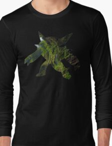 Chesnaught used Seed Bomb Long Sleeve T-Shirt