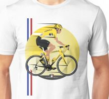 France Yellow Jersey Unisex T-Shirt