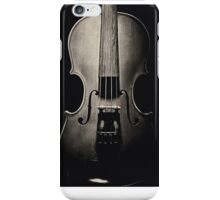 an ancient rare violin iPhone Case/Skin
