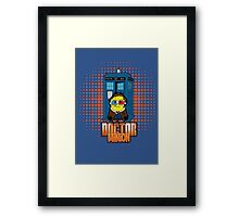 Doctor Minion 10 Framed Print