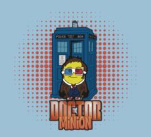 Doctor Minion 10 Kids Clothes