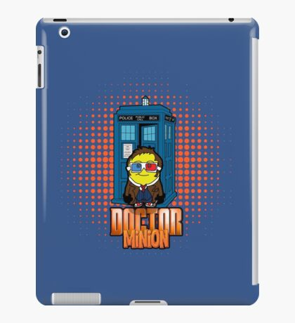 Doctor Minion 10 iPad Case/Skin