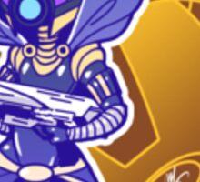 Mass Effect - Chibi Tali Sticker