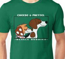 Official Cheese and Pretzel Dark Shirt Unisex T-Shirt