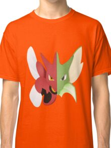 Syther #123 and Scizor #212 Classic T-Shirt