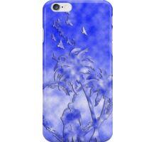 Romantic Blue iPhone Case/Skin