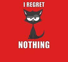 Kittyworks - I Regret Nothing Unisex T-Shirt