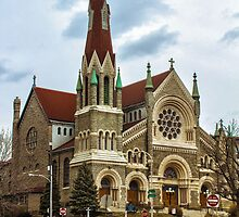 St. Francis Xavier Church, Philadelphia by PhillyChurches