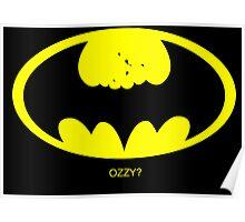Batman Ozzy Poster