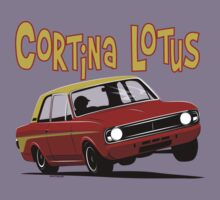 Ford Cortina Lotus Mk2 T-Shirt