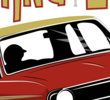 Ford Cortina Lotus Mk2 Sticker