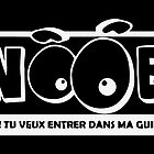 Logo Noob (White) by Bastien13