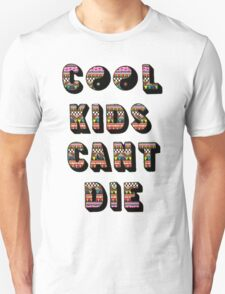 Cool Kids Can't Die - Aztec T-Shirt
