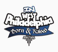 In West Philadelphia One Piece - Long Sleeve