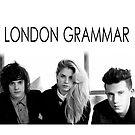 London Grammar band by phykix