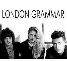 London Grammar band by phykix